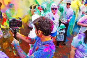 The Color Run 7 by SublimeBudd