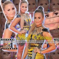 BLEND DE DEMI STAY STRONG by AdriEdicion