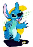Stitch for Senri by innerpeace1979