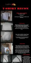 T-shirt recon tutorial part 1 by x-DorkSide-x