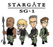 Stargate SG1 by DarkTod