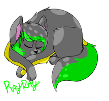 :GA: RayRay by Collieh