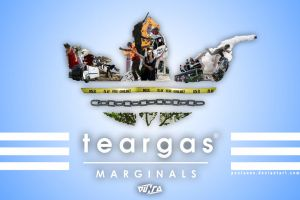 Teargas Marginals by PuntaOne