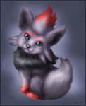 + Zorua + by PokeChibiArtist98