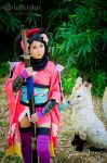 Momohime::::Muramasa - The Demon Blade by Witchiko