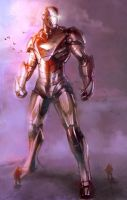 Iron Man by gvc060905