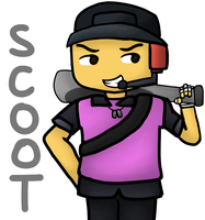 SCOOT. by RoflAndrea