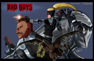 Bad Guys by syrusbLiz