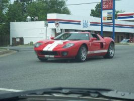 Ford GT by short-shift90