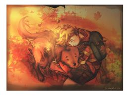 The Unwavering Companion - [Mother 3] by The-Longfall-of-1979