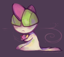[HDEAC] #280 - Ralts by Lunar-Wind