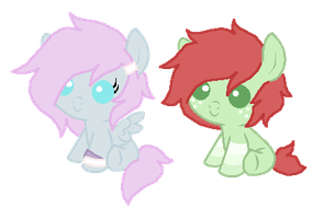 Draw to Adopt Ponies - Closed by PonyPartyAdopts