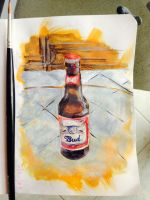 Beer painting :) by DavideZheng