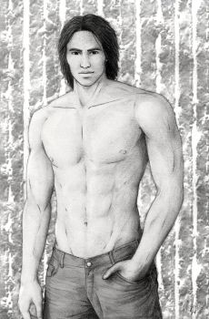 Jacob Black - Twilight post NM by dymira128