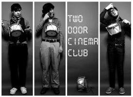 Two Door Cinema Club Wallpaper by like-a-seahorse