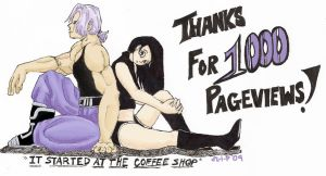 1000 Thanks by SL-i-P