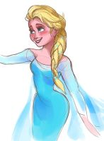 elsa by Lavenamoire