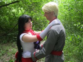 Second former couple by LiveSailorMoonMovie