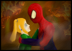 My Level is Geek: Legends Spider-man by TheSaigou