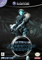 Metroid: Federation Trooper 2D by BrotherEstapol