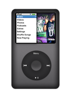 Apple iPod Classic -Remake by moschdev