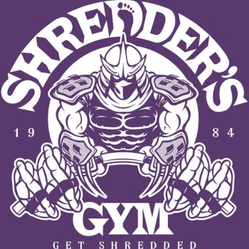 Shredder's Gym by Design-By-Humans