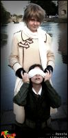 APH Cosplay: Blind trust by Feffelini