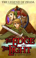 Legend of Zelda: The Edge and The Light-Cover by QueenieChan