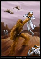 Raging Wookie by Dantooine