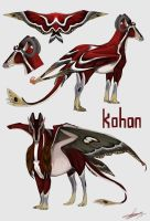 Kohan colour scheme by Teggy