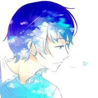 Vocaloid - Tender Blue by fuwishi