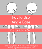 Pay to Use Base {Angle} 200pt or $2 by Koru-ru