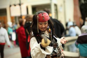 Katsucon 2013- Captain Jack Sparrow by Nepesi