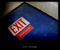 Exit Strategy by moiety