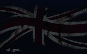 Old English Flag Wallpaper by dAwN4Ever