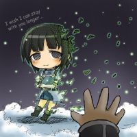 SAO FA - A Christmas that will never arrival by GreenTeaNeko