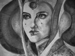 Queen Amidala by heartsofalice