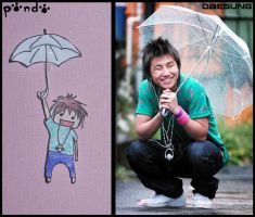 Daesung Paper Child by Panda-Devil