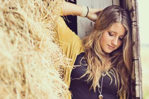 Lovely Locks and Hay by FDLphoto