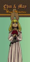 Ebin and May vol.2 Bookmark by SmudgeDragon