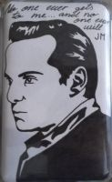 Moriarty iPod by BossHossBones