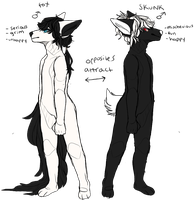 Svetlan and Tumnan ref by starcritter