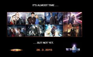 Doctor Who - 10th Anniversary Teaser by DoctorWhoOne