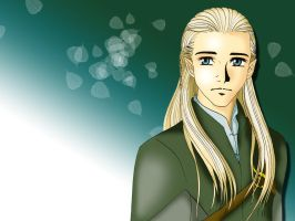 My Lord Legolas by Neldorwen