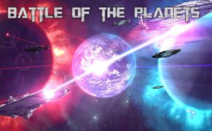 Battle Of The Plaets Trailer Logo by MegaDISASTER