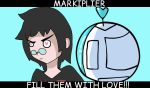 Markiplier Animated: FILL THEM WITH LOVE LinkinDes by ThatChickWithDaPony