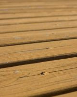 Picnic Table by AmblingPhotographer