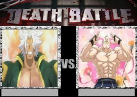 Elfman vs Armstrong Death Battle by Winged--Maned--Wolf
