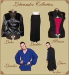 'Lebensader' Collection by lyhaire