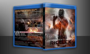 Chronicles of Riddick - case preview by JamshedTreasurywala